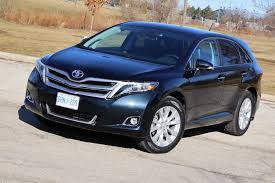 toyota awd wagon quick spin 2015 toyota venza awd limited autos ca