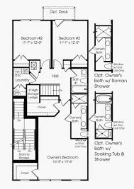 matisse floor electrical and architectural plans a maryland