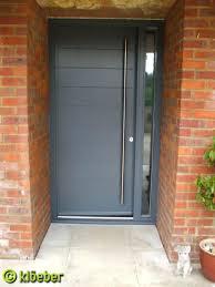 front doors home door door inspirations modern dark wood front modern front door kloeber funkyfront see the euro range which offers standard measurements for better modern