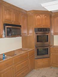 kitchen view kitchen cabinet microwave on a budget simple to
