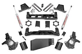 7 5 inch suspension lift kit for 2007 2013 4wd chevrolet silverado