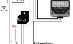 trailer light wiring diagram 4 pin 7 pin plug house electrical