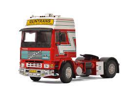 volvo model trucks wsi 1 50 truck guntrans volvo f12 classic 4x2 01 2082