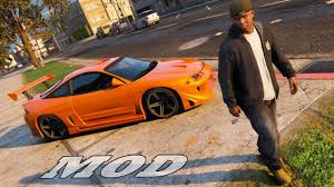 car mitsubishi eclipse mitsubishi eclipse gsx mod for gta 5 youtube