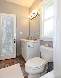 Interior Bathroom Door Your Oasis With Bathroom Etched Glass Doors Sans Soucie