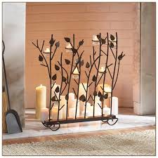 Large Candle Holders For Fireplace by Large Wall Candle Holders