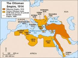 Ottoman Empire World War 1 The Ottoman Empire Thinglink