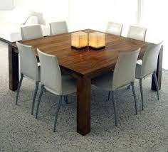 Seat Square Dining Table Foter - Dining table size for 8 chairs