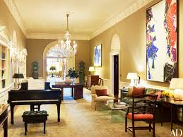 White House Dining Room photos obama reveals private living areas of white house