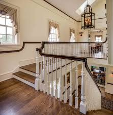 farmhouse staircase ideas staircase contemporary with custom