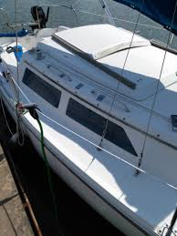 Stainless Steel Boat Handrails Low Maintenance Exterior Trim Sailboatowners Com Forums