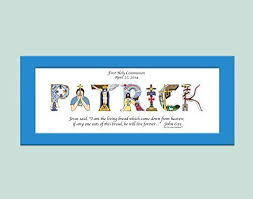 personalized communion gifts communion gifts for boys and