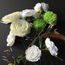 wedding flowers cities 116 best paper flower images on crepe paper