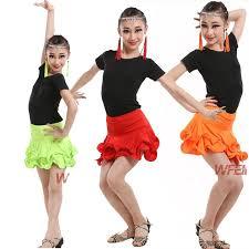 kids samba children s dress girl kids samba costumes