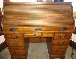 solid oak roll top desk solid oak roll top desk selyutin site with regard to decorations 8