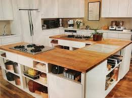 u shaped kitchen island hmmm had always thought i wanted just an island block in the