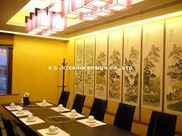 korean restaurant rg interior design co ltd