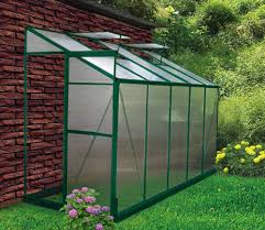 Greenhouses For Backyard 4x10 Lean To Diy Backyard Hobby Greenhouse Kits For Sale With