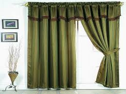 Kitchen Curtain Designs Gallery by Fresh Picture Window Curtains Ideas Home Design Gallery 1567