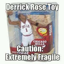 Derrick Rose Injury Meme - reactions to derrick rose s injury from heartfelt to hilarious
