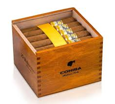 2 boxes cohiba robusto new bands cuban cigars for sale