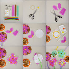 simple steps to make paper plate owl kidscraft papercraft diy