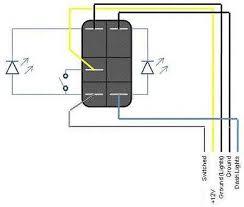 narva rocker switch wiring diagram narva wiring diagrams collection