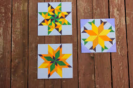 Barn Quilts For Sale Mary Knapp Author Of Star Quilts
