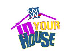 wwe in your house logo modern by jjgp1112 on deviantart