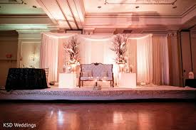 indian wedding decorators in ny pearl river ny indian wedding by ksd weddings maharani weddings