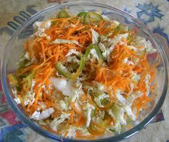 cuisiner le chou pointu salade de chou de milan la cuisine de papy rené