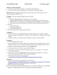Two Column Cover Letter Purdue Owl Resume Workshop Resume For Your Job Application