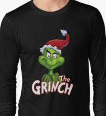 the grinch t shirts redbubble