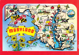 Map Of Md Maps Update 800480 Maryland Tourist Attractions Map U2013 Places To