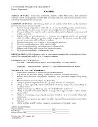 Bookkeeping Job Description Resume by 11 Direct Support Professional Job Description For Resume Job
