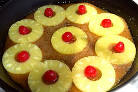 skillet pineapple upside down cake beer cooks