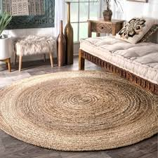 Brown Round Rugs Brown Round Oval U0026 Square Area Rugs Shop The Best Deals For Nov