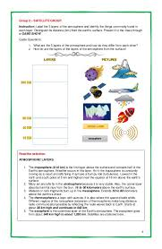 detailed lesson plan earth u0027s atmosphere