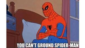Smokey The Bear Meme Generator - 60 s spider man image gallery sorted by views know your meme