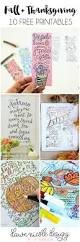 thanksgiving printables 10 free fall and thanksgiving printables dawn nicole designs