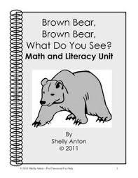 brown bear brown bear printables dltk u0027s