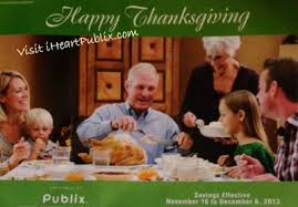 publix grocery advantage buy flyer happy thanksgiving 11 16 to 12 6