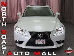 used lexus suv cleveland ohio 2014 used lexus is 250 4dr sport sedan automatic awd at north