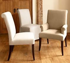 pb comfort roll upholstered chair quick ship pottery barn