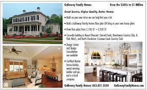 galloway family homes media and press