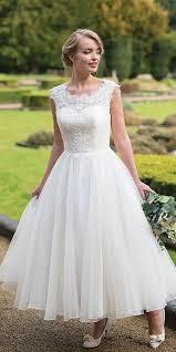 15 incredible tea length wedding dresses wedding dresses guide