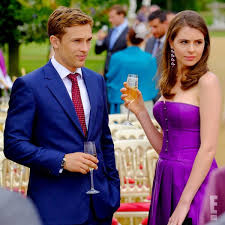 the royals prince liam and ophelia william moseley and merritt