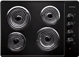 Cooktop Electric Ranges Coil Cooktops