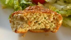 cuisiner reste de poulet muffins souffles au poulet recettes en