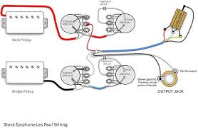 les paul humbucker wiring diagram wiring diagram and schematic